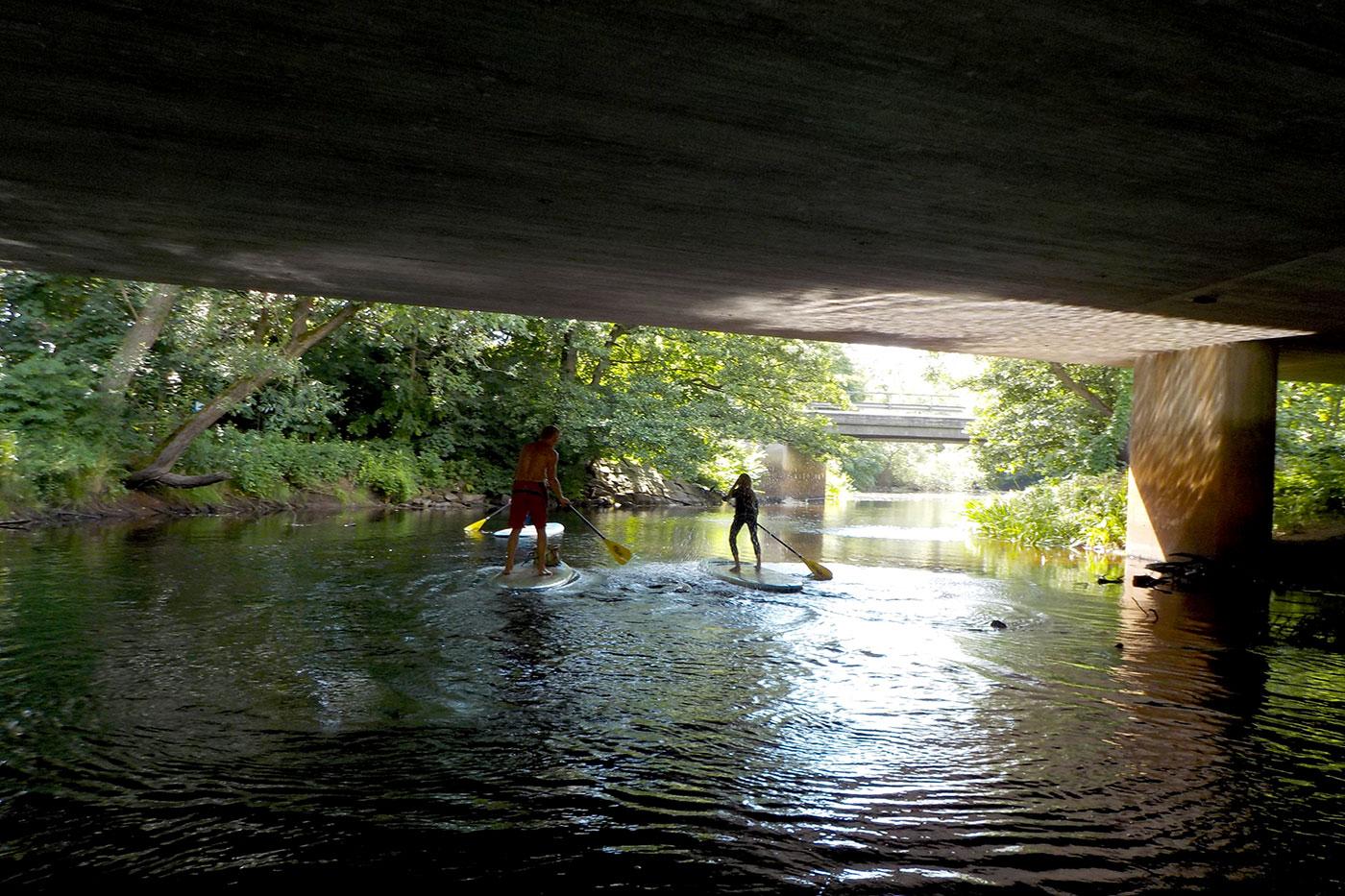 Sup under bro i Fylleån
