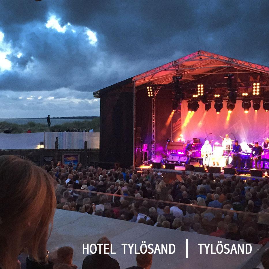 hotel tylösand konsert smultronställen i Halmstad
