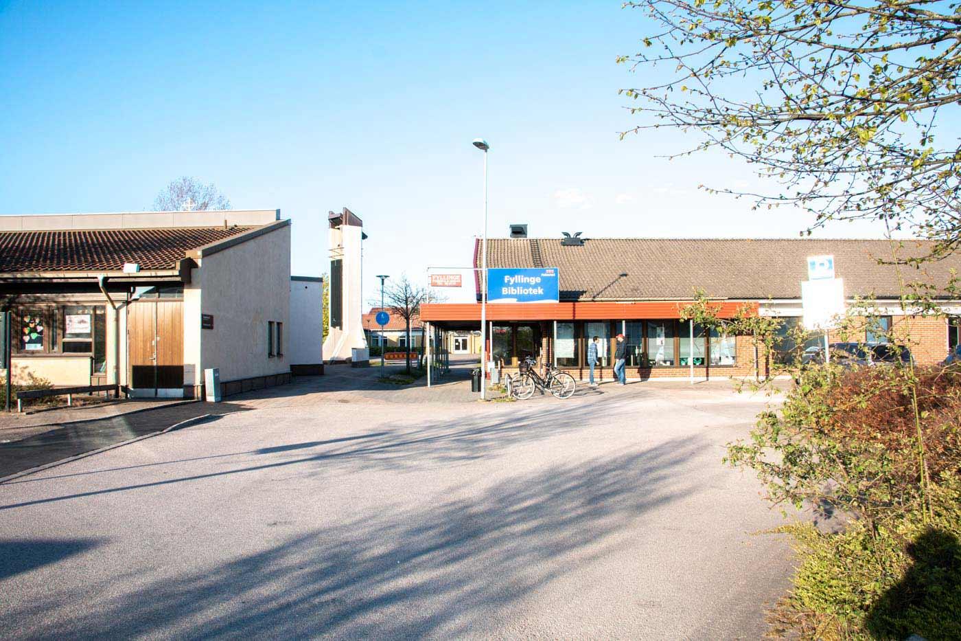 Fyllinge Centrum