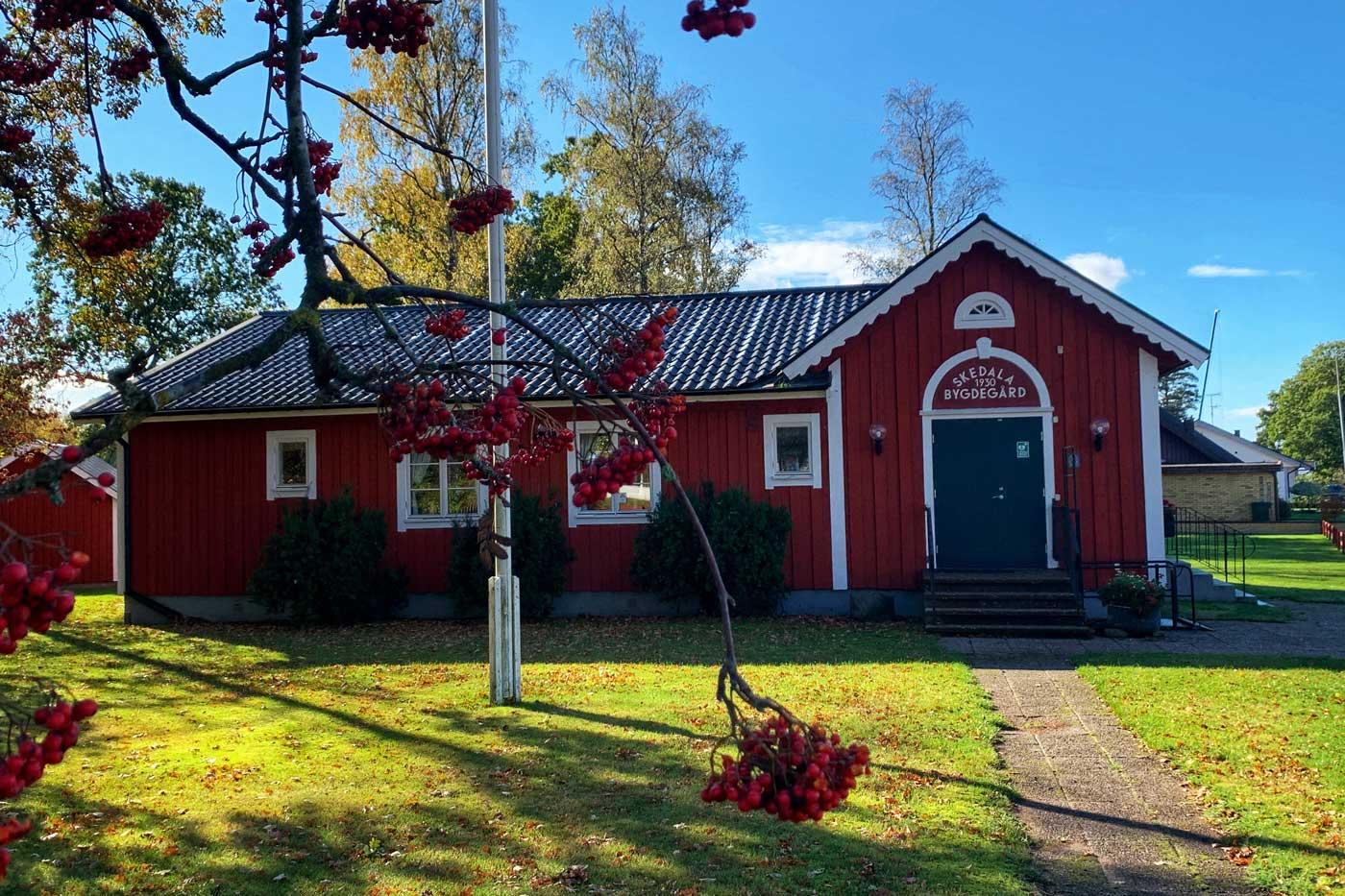 Skedala bygdegård